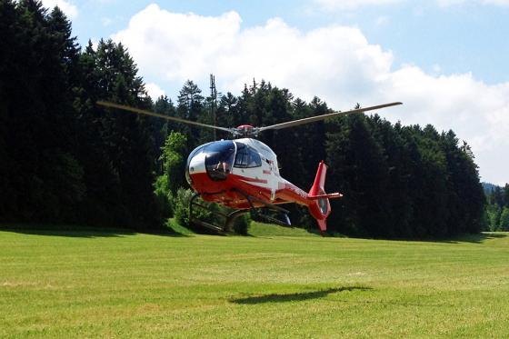 Helikopterflug  -  inkl. Raclette-Plausch für 2 Personen   20 Minuten Flug 5 [article_picture_small]