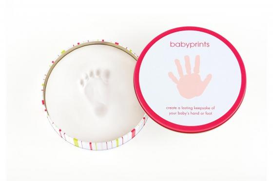 Babyprints® Empreinte - Pour la main ou le pied