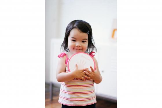 Babyprints® Empreinte - Pour la main ou le pied 1