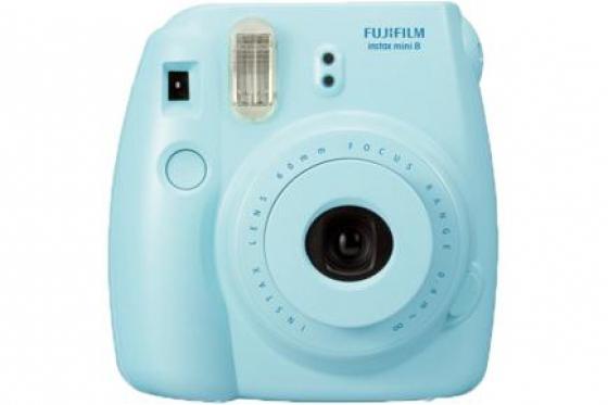 Fuji Instax Mini 8 - 1 film de 10 photos Instax Mini inclus