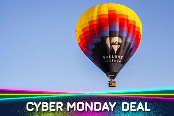 Vol spécial en montgolfière - Durée de 2 heures avec partie en haute altitude - 1 personne  [article_picture_small]