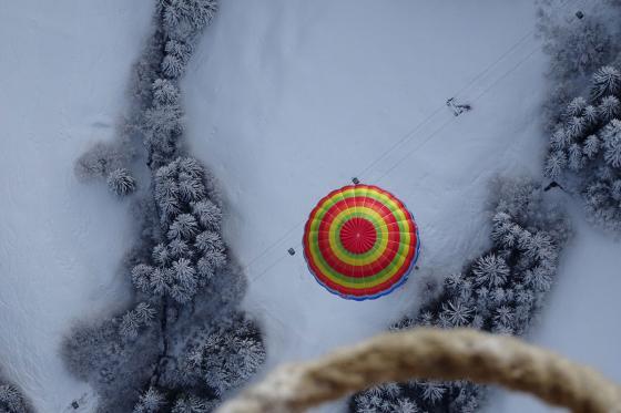 Vol spécial en montgolfière - Durée de 2 heures avec partie en haute altitude - 1 personne 7 [article_picture_small]