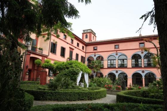 Romantische Villa - 2 Nächte in Italien  [article_picture_small]