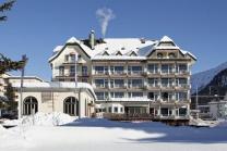 DAVOS: Hotel & Skipass - Kurzurlaub für zwei Personen