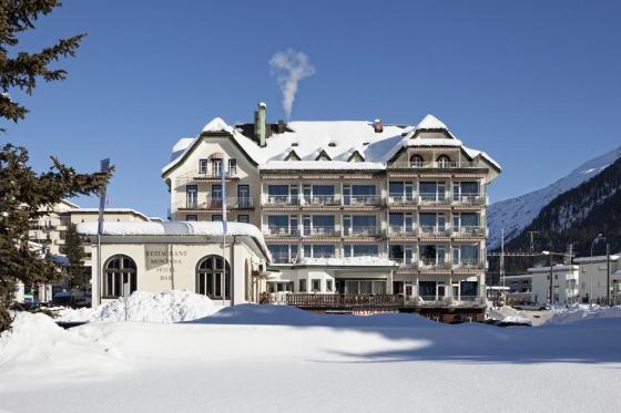 DAVOS: Hotel & Skipass - Kurzurlaub für zwei Personen  [article_picture_small]