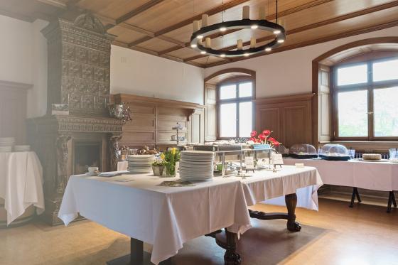 Schloss Brunch für 2 - inkl. Praline von Maison Cailler 5