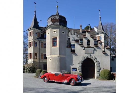 Schloss Brunch für 2 - inkl. Praline von Maison Cailler 7