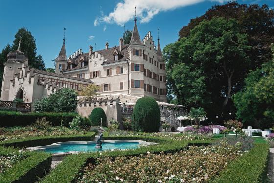 Schloss Brunch für 2 - inkl. Praline von Maison Cailler 8