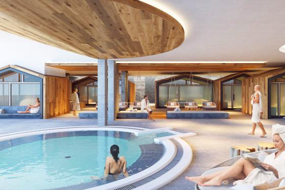 Spa & Fondue à Ovronnaz - Un moment de détente pour 2 personnes  [article_picture_small]