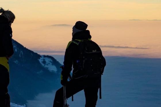 Vollmond Schneeschutour - mit Fondueplausch  [article_picture_small]
