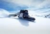Airboarden im Schnee-einen halben Tag lang 1