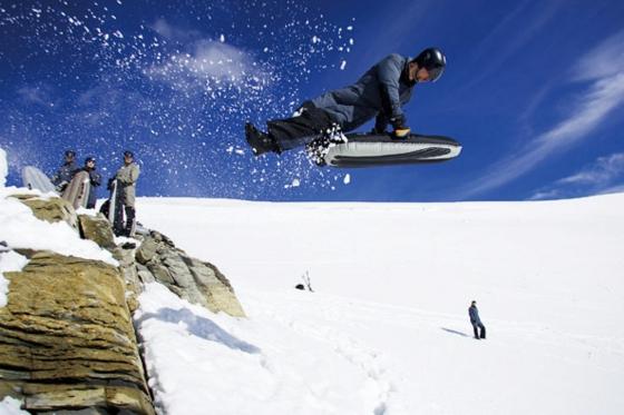 Airboarden im Schnee - einen halben Tag lang 1 [article_picture_small]