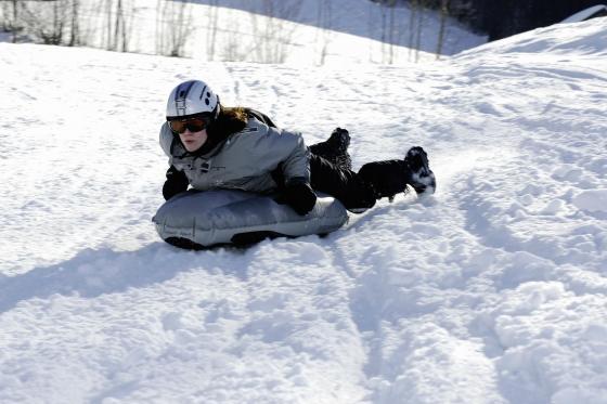 Airboarden im Schnee - einen halben Tag lang 2 [article_picture_small]