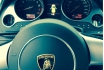 Ferrari oder Lamborghini-2 Runden auf der Rennstrecke 2