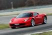 Ferrari oder Lamborghini-2 Runden auf der Rennstrecke 4