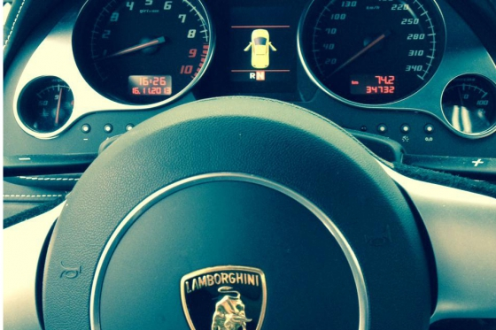 Ferrari oder Lamborghini - 2 Runden auf der Rennstrecke 1 [article_picture_small]