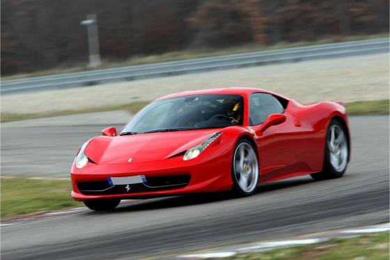 Ferrari oder Lamborghini - 2 Runden auf der Rennstrecke 3 [article_picture_small]
