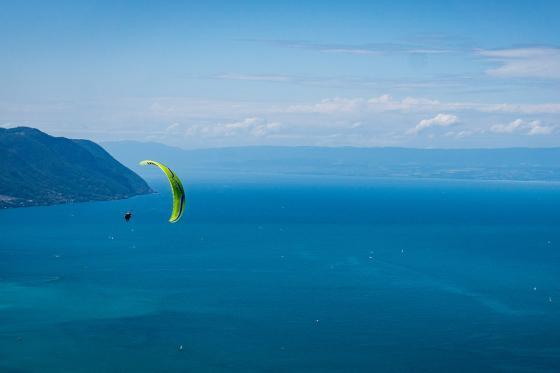 Vol en parapente  - Biplace dans la région du Léman pour 2 personnes 3 [article_picture_small]