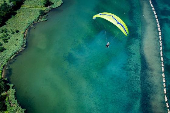 Vol en parapente  - Biplace dans la région du Léman pour 2 personnes 6 [article_picture_small]