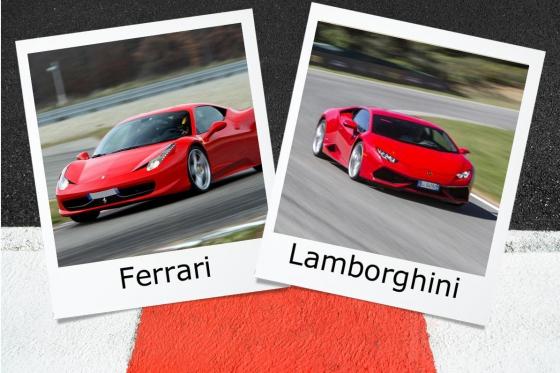 Lamborghini, Ferrari, Porsche - à choix, sur circuit!  [article_picture_small]