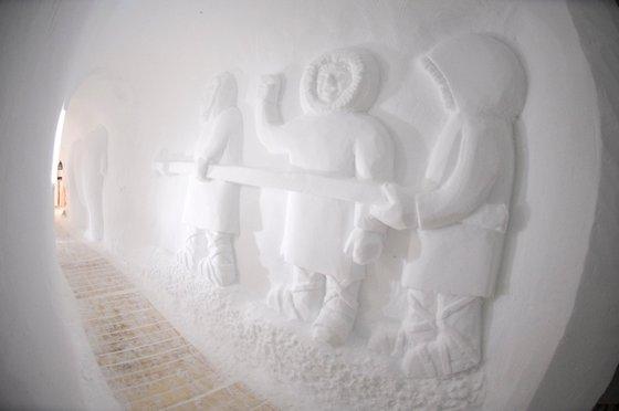 Iglu Übernachtung für 2 - Romantik in Zermatt 4 [article_picture_small]