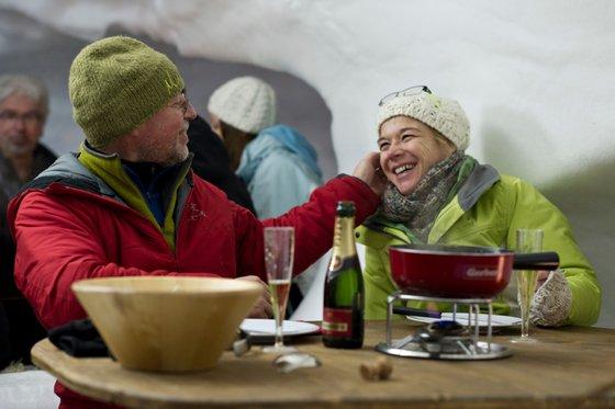 Iglu Übernachtung für 2 - Romantik in Zermatt 7 [article_picture_small]