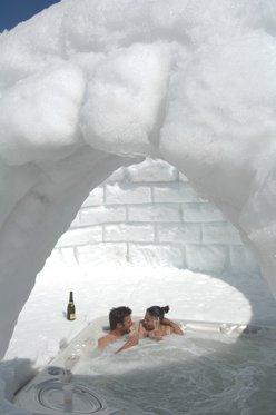 Iglu Übernachtung für 2 - Romantik in Zermatt 10 [article_picture_small]