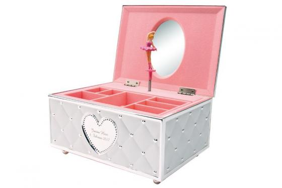 Boîte à bijoux - personnalisable