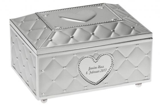 Boîte à bijoux - personnalisable 1