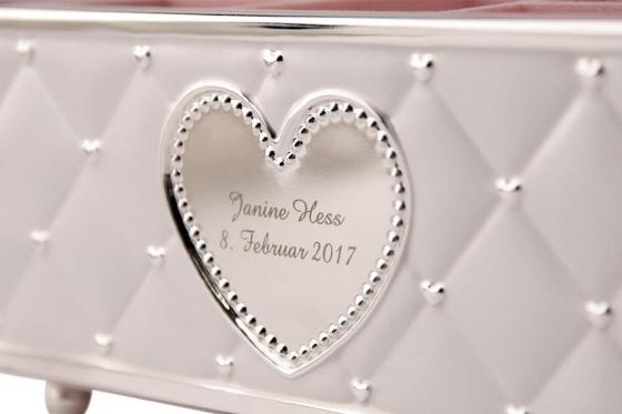Boîte à bijoux - personnalisable 4