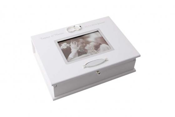 Hochzeitsfoto-Box - Personalisierbar
