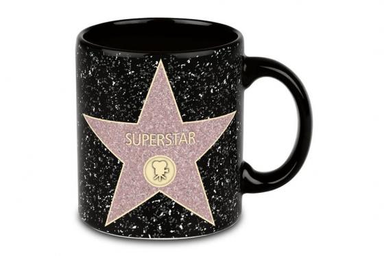 Tasse Star - personalisierbar