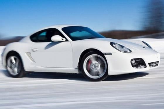 Porsche Cayman ou Subaru - Stage