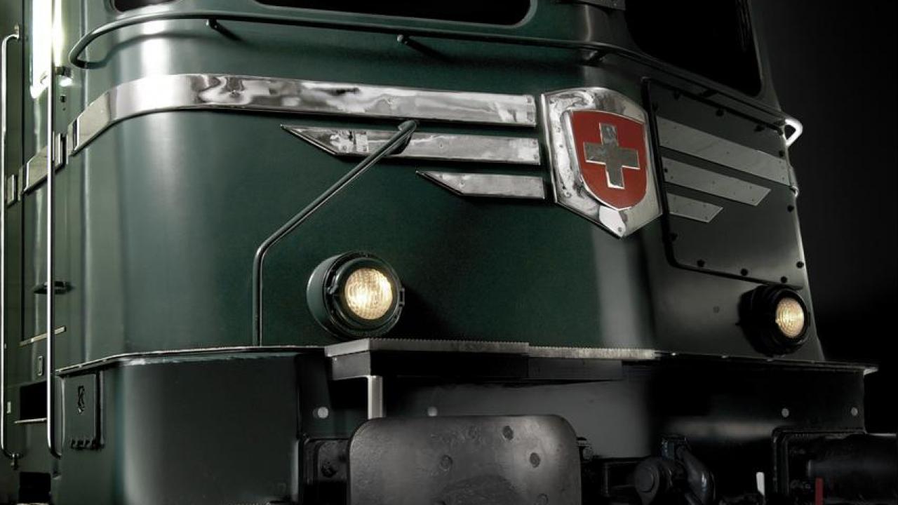 SBB Lokomotive selber steuern