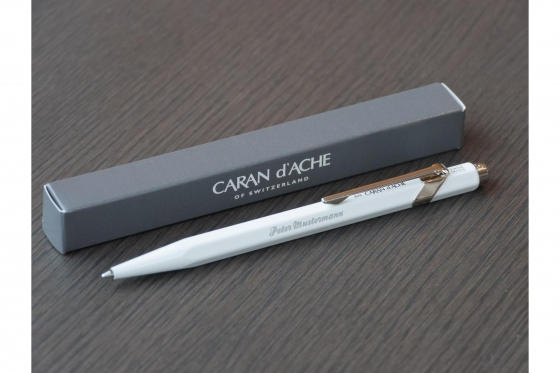 Kugelschreiber - Caran d'Ache mit Gravur 5