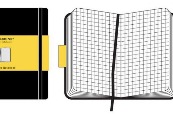 Moleskine Notizbuch - Mit Namensgravur 4