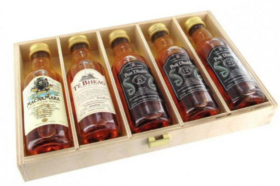 Collection de Whisky - Coffret personnalisable