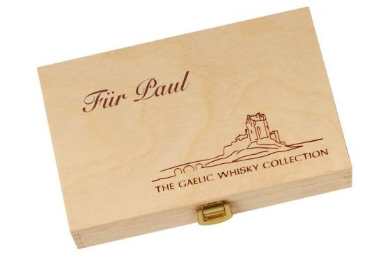 Collection de Whisky - Coffret personnalisable 2