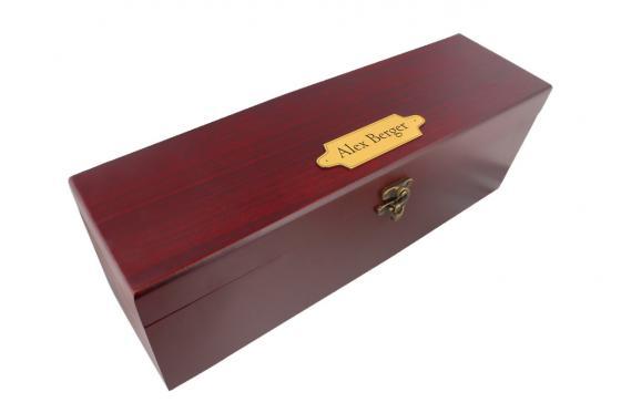 Wein Accessoire Set - Bordeaux, personalisierbar 1