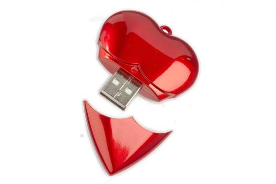 USB-Herz - 16GB Stick 1