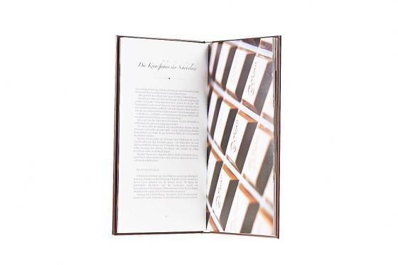 Geschenkbuch - Die Welt der Schokolade 1