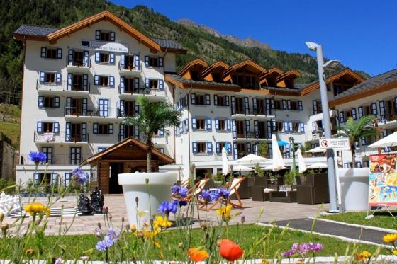 Familien Kurzurlaub - Wellness in Chamonix 2 [article_picture_small]