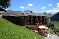 Übernachtung im Berggasthaus - mit Wellness und Dinner für 2