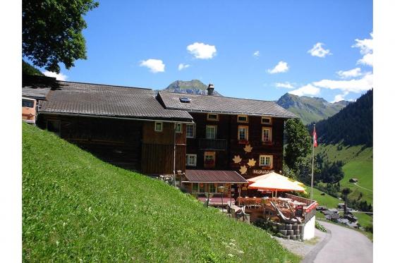 Übernachtung im Berggasthaus - mit Wellness und Dinner für 2  [article_picture_small]