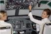 Simulateur de vol-Boeing 737 4