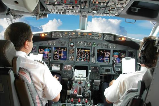 Simulateur de vol - Boeing 737  [article_picture_small]