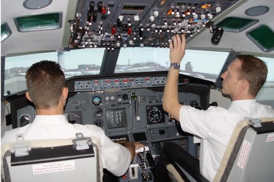 Simulateur de vol - Boeing 737 1 [article_picture_small]