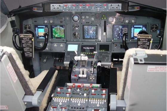 Simulateur de vol - Boeing 737 2 [article_picture_small]