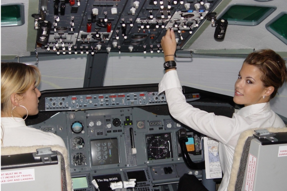 Simulateur de vol - Boeing 737 3 [article_picture_small]