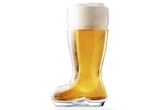 Bierstiefel 1 Liter - Bierkultur und Tradition